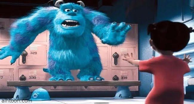 قصة ( الشبح الأزرق )