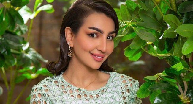 هبة الحسين تحتفل مع متابعيها بعيد ميلادها - صحيفة هتون الدولية