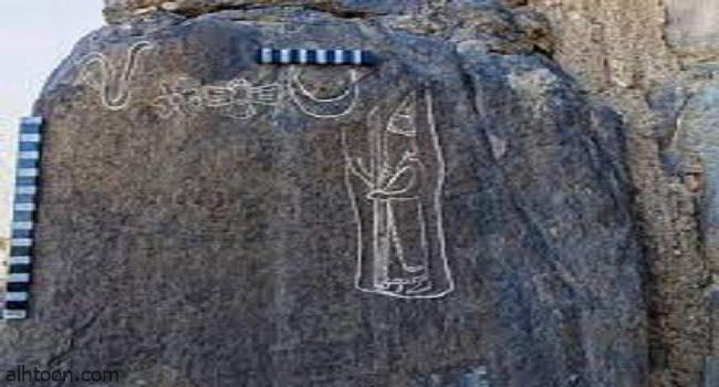 التراث تكشف عن شواهد أثرية للملك البابلي نابونيد في حائل- صحيفة هتون الدولية
