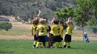 الاطفال وحب كرة القدم -صحيفة هتون الدولية