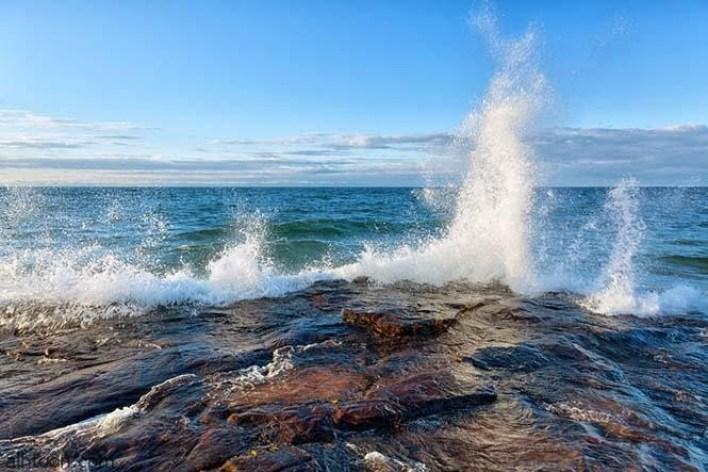 أكبر البحيرات الطبيعية في العالم -صحيفة هتون الدولية