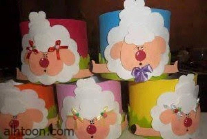 نشاط خروف العيد للأطفال-صحيفة هتون الدولية-