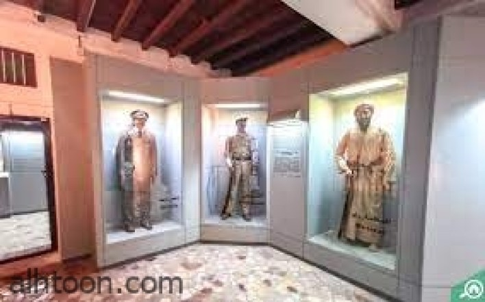 متحف عجمان يروي تاريخ المـــنطقة -صحيفة هتون الدولية
