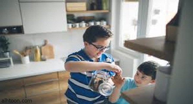 ابني يسرق ما الحل؟ -صحيفة هتون الدولية-