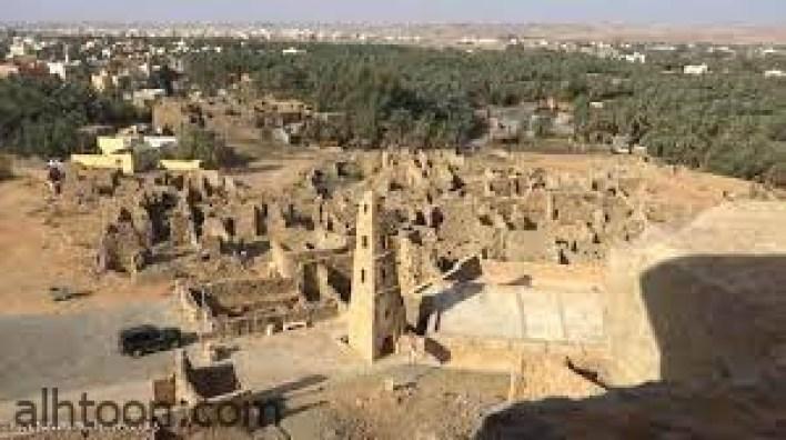 قلعة «مارد» شمال السعودية -صحيفة هتون الدولية-