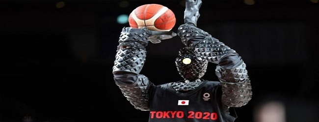 روبوت يمارس كرة السلة - صحيفة هتون الدولية