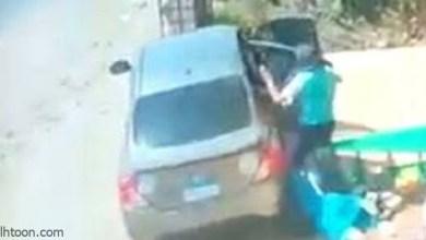 لحظة اختطاف طفل من امه في مصر - صحيفة هتون الدولية