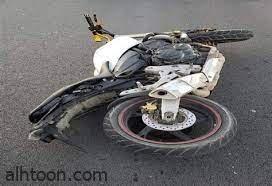 قائد دراجة يوثق لنفسه حادث دهس مروع - صحيفة هتون الدولية
