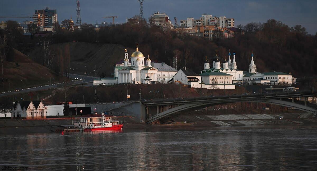 شاهد: طائرات درون تزين مدينة روسية - صحيفة هتون الدولية