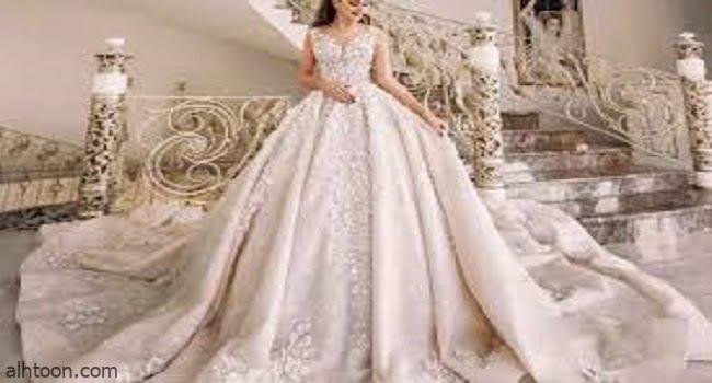 فساتين زفاف لخريف 2021