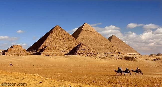 أهم الأماكن السياحية بمصر