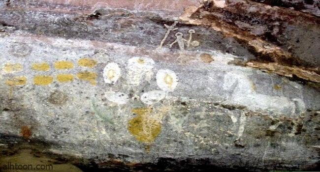باحثون .. اكتشاف خنجر نادر في الهند عمره أكثر من 2200 سنة -صحيفة هتون الدولية