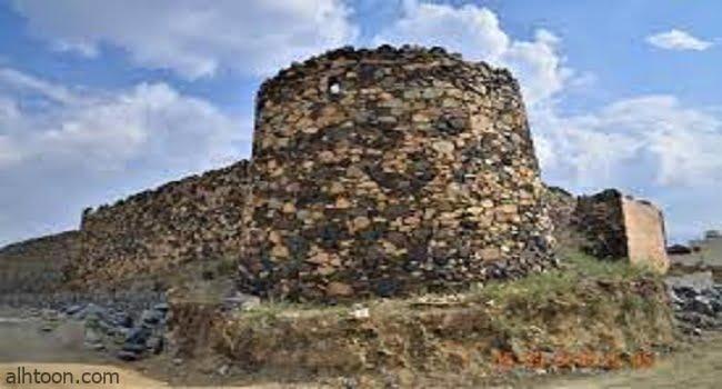 قلعة شمسان بأبها إطلالة تاريخية برؤية جديدة -صحيفة هتون الدولية-