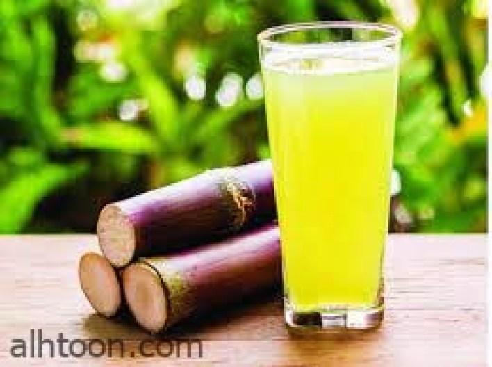 تعرف على فوائد عصير القصب -صحيفة هتون الدولية-
