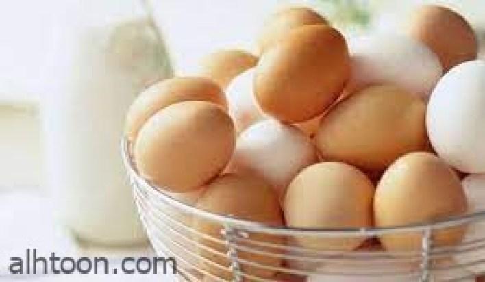 فوائد البيض المذهلة -صحيفة هتون الدولية-