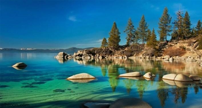 شاهد أجمل البحيرات في الولايات المتحدة -صحيفة هتون الدولية