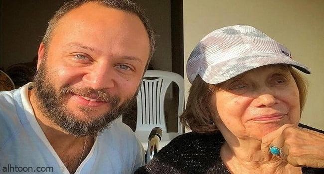 النجم السوري مكسيم خليل يُفجع بوفاة والدته - صحيفة هتون الدولية