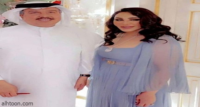 إطلالة خاصة من أحلام برفقة محمد عبده في حفل زفاف بالبحرين