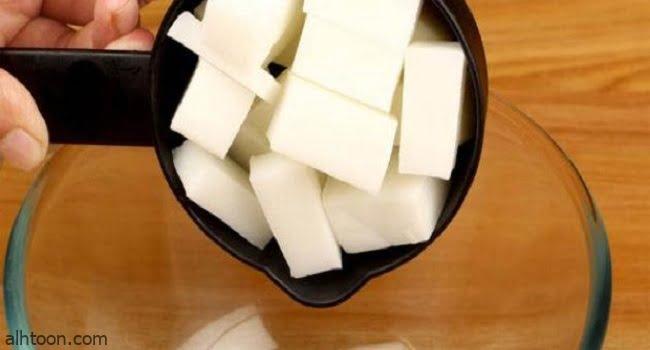 فوائد صابون الحليب الطبيعي للبشرة