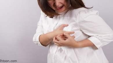 علامات للنوبات القلبية عند النساء