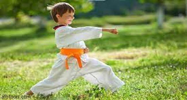 كيف تؤثر الفنون القتالية على شخصية الطفل؟ -صحيفة هتون الدولية-