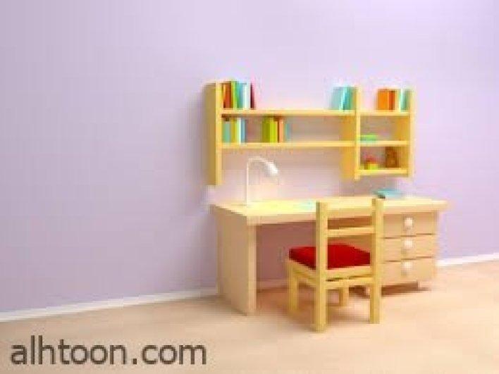 شاهد أحدث تصاميم مكاتب الأطفال المبهجة -صحيفة هتون الدولية