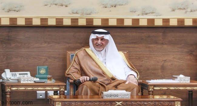 الفيصل يُطلق الدورة السادسة لملتقى مكة الثقافي .. غداً -صحيفة هتون الدولية-