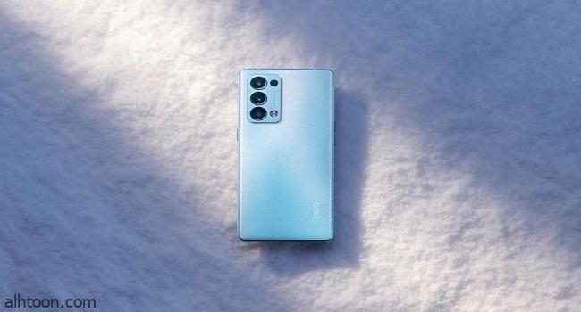 """بالسوق السعودي .. """"أوبو"""" تطرح هاتف Reno6 5G بقيمة 2.999 ريالاً -صحيفة هتون الدولية-"""