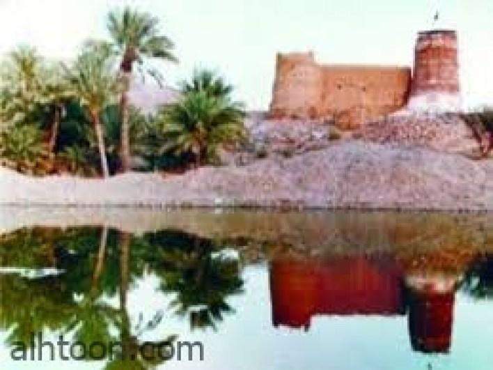 قلعة البثنة رمز الفجيرة التاريخي -صحيفة هتون الدولية