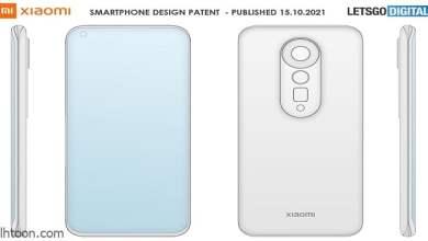 تصميم جديد لهاتف من شركة Xiaomi - صحيفة هتون الدولية