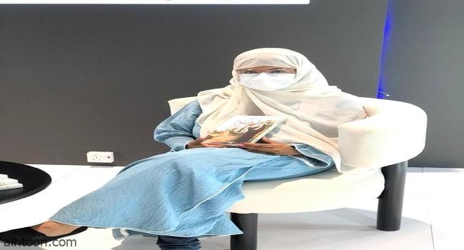 الحربي توقع إصدارها (الطبينة) في معرض الرياض الدولي - صحيفة هتون الدولية -