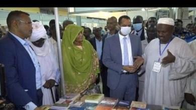 160 ألف عنوان في معرض الخرطوم للكتاب