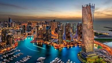 دبي أجمل مدن المنطقة هذا الخريف