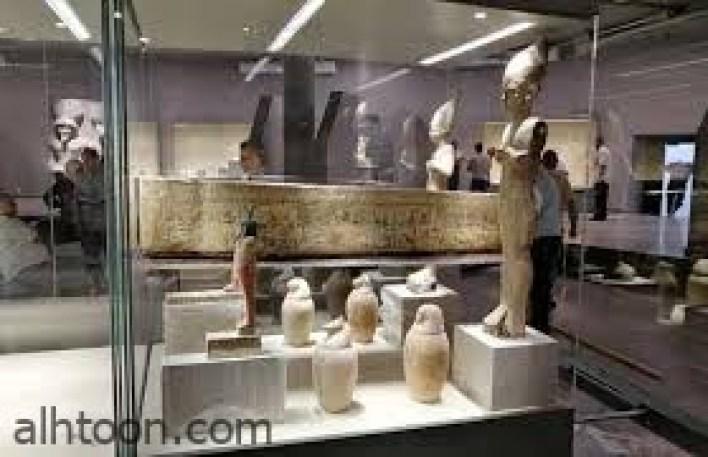 متحف الآثار الأردني رحلة عبر التاريخ -صحيفة هتون الدولية-