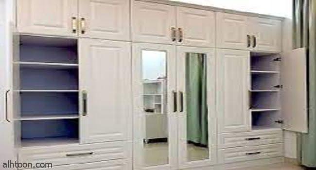 اجمل تصاميم موديلات دواليب غرف نوم -صحيفة هتون الدولية