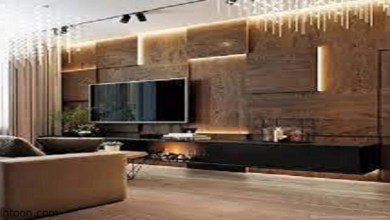 ديكورات خشبية جديدة للمنازل والفلل -صحيفة هتون الدولية
