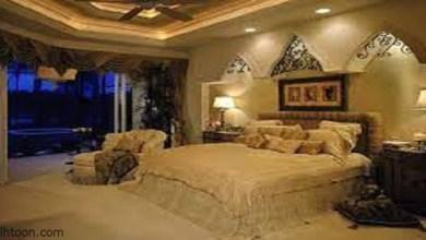 ديكور غرفة نوم رومانسية -صحيفة هتون الدولية