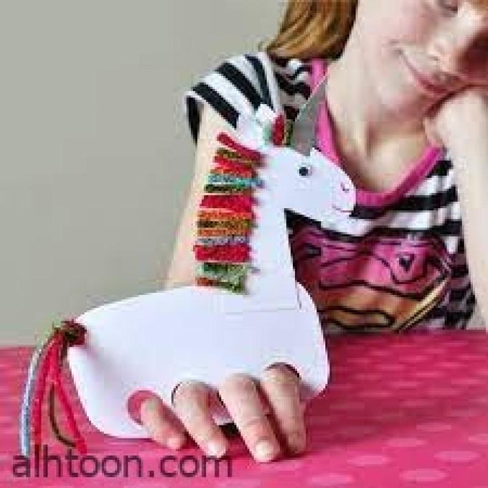 طريقة عمل لعبة يونيكورن للأطفال  -صحيفة هتون الدولية