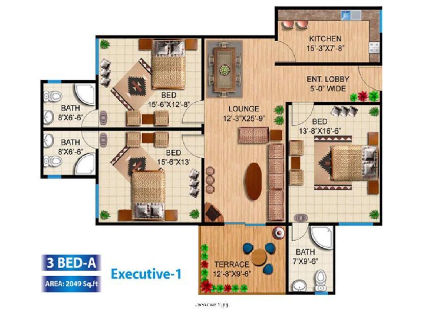 dea floor plan_1
