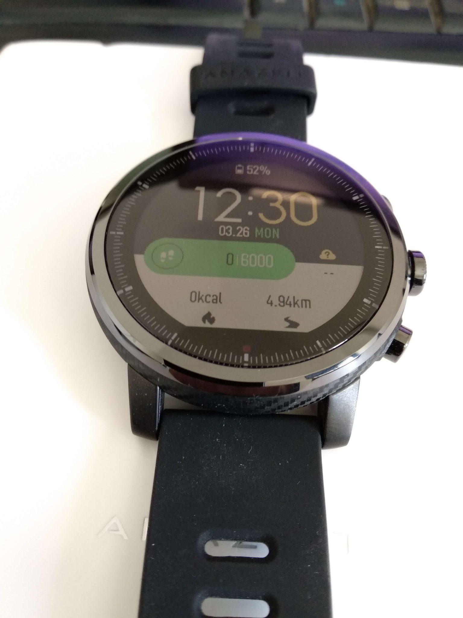 שעון חכם AMAZFIT 2 שיאומי גירסא באנגלית