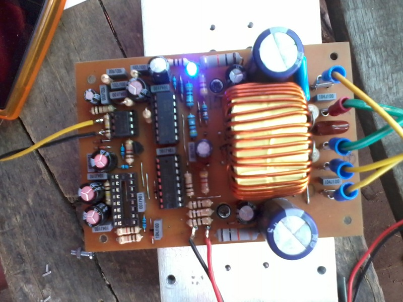 Circuits 8085 Projects Blog Archive Sine Wave Generating Circuit