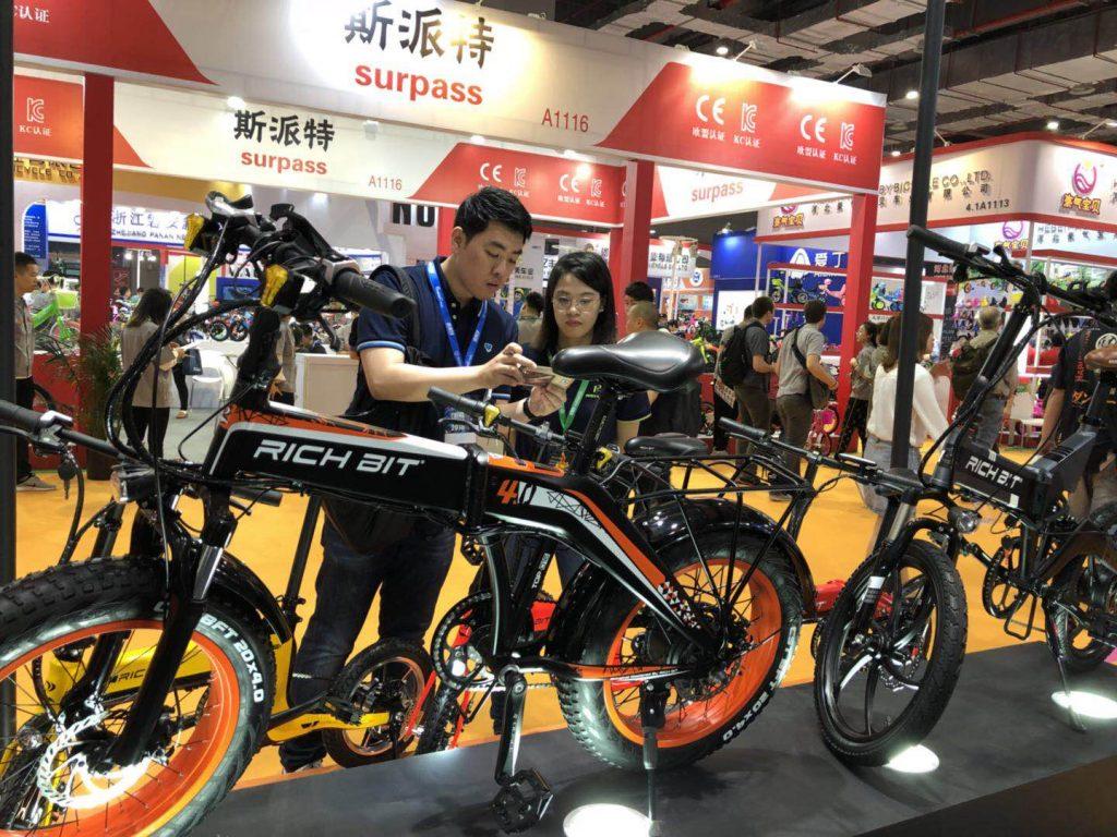 (香港)4/11~14 RICHBIT E-BIKE AsiaWorld-Expo イベント出展 | 株式會社Acalie