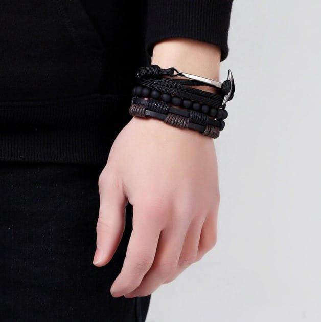 leather-anchor-bracelets