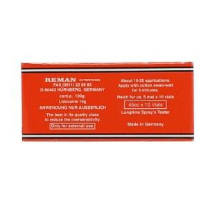 New Reman's Dooz 34000 Men Delay Spray Tester For Men