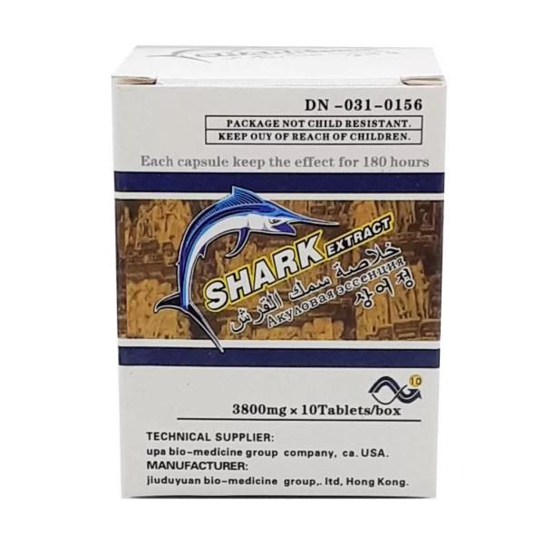 Shark Extract Male Enhancement Pills