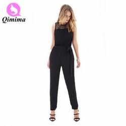 2015-Brand-Summer-Casual-Rompers-Women-Jumpsuit-And-Playsuit-Sexy-Macacao-Feminino-Lace-Stitching-Black-Full-1