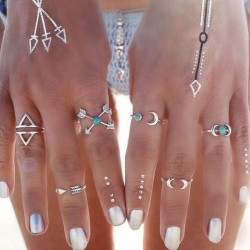 Bohemian-Style-6pcs-Pck-Vintage-Anti-Silver-Color-Rings-Arrows-Moon-Lucky-Rings-Set-for-Women-1