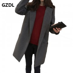 New-2015-Women-Coat-Winter-Autumn-Wool-Coat-Fashion-Long-Woolen-Blend-Coat-Female-Overcoat-Lady-1