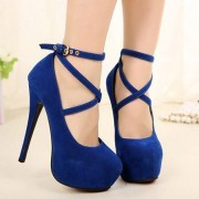 Sexy-Fashion-Womens-Platform-Pumps-Strappy-Buckle-Stiletto-High-Heels-Shoes-Hot-4