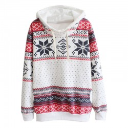 White-Christmas-Hoodies-Geomrtric-Print-Sweatshirt-Long-Sleeve-Front-Pocket-Loose-Casual-Top-2016-Autumn-Winter-1